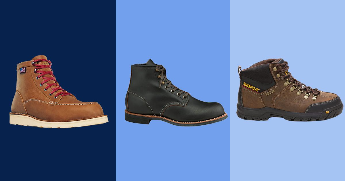 best all leather work boots