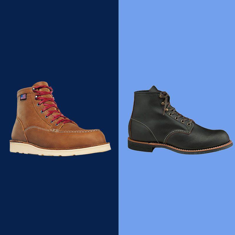 best work boot companies