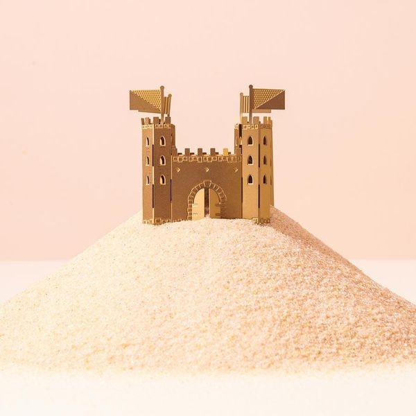 Castle Mini Model