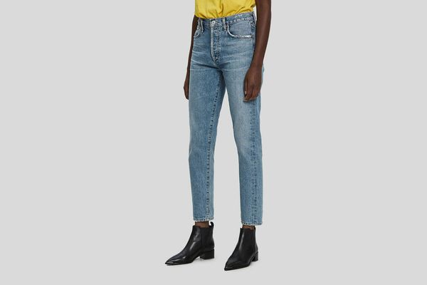 Citizens Of Humanity Mckenzie Curved Straight Jean in Good Love