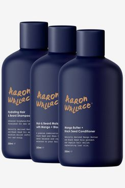 Aaron Wallace 3-Step Haircare System