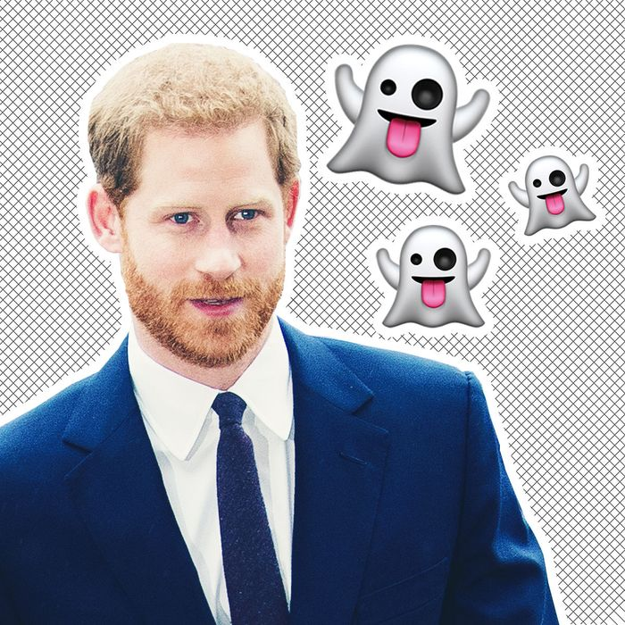 夫妻生活7种姿势_Prince Harry and his beloved emoji.