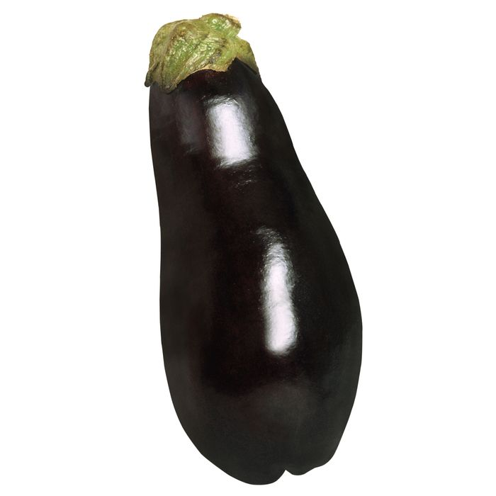One dangerous aubergine.
