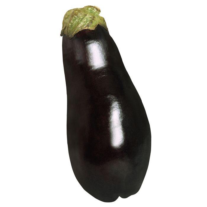 One dangerous aubergine.