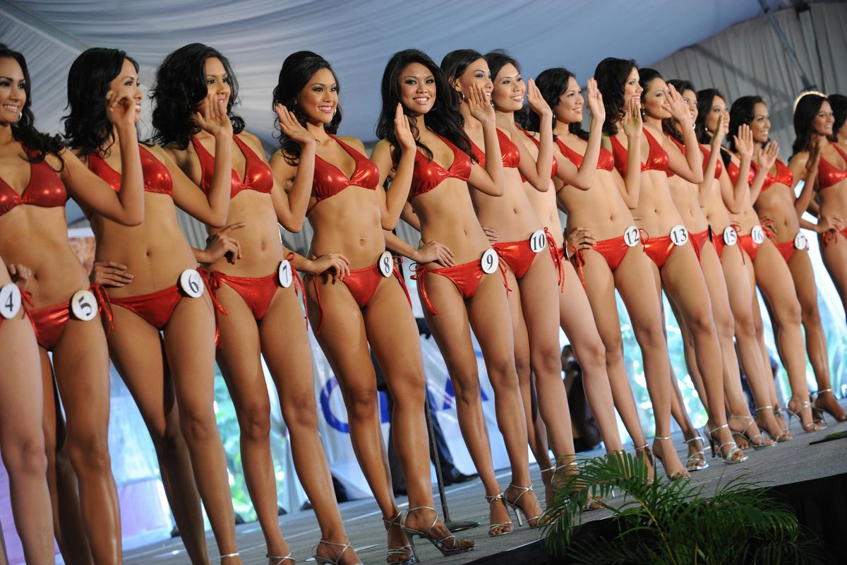 Bikini Portion Banned From Miss World Pageant