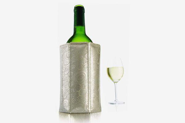 Vacu Vin Rapid Ice Active Cooler Wine Bottle Chilling Sleeve