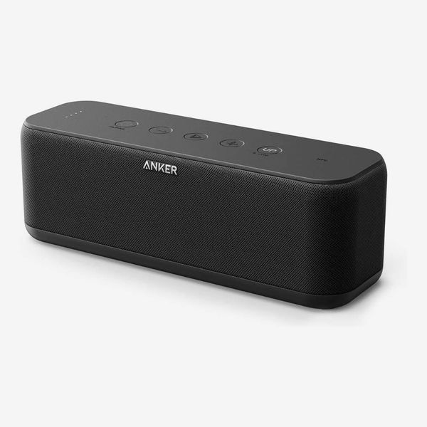 Anker Soundcore Portable Bluetooth Speaker with BassUp Technology