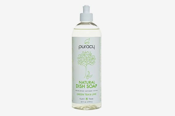 Puracy Natural Liquid Dish Soap