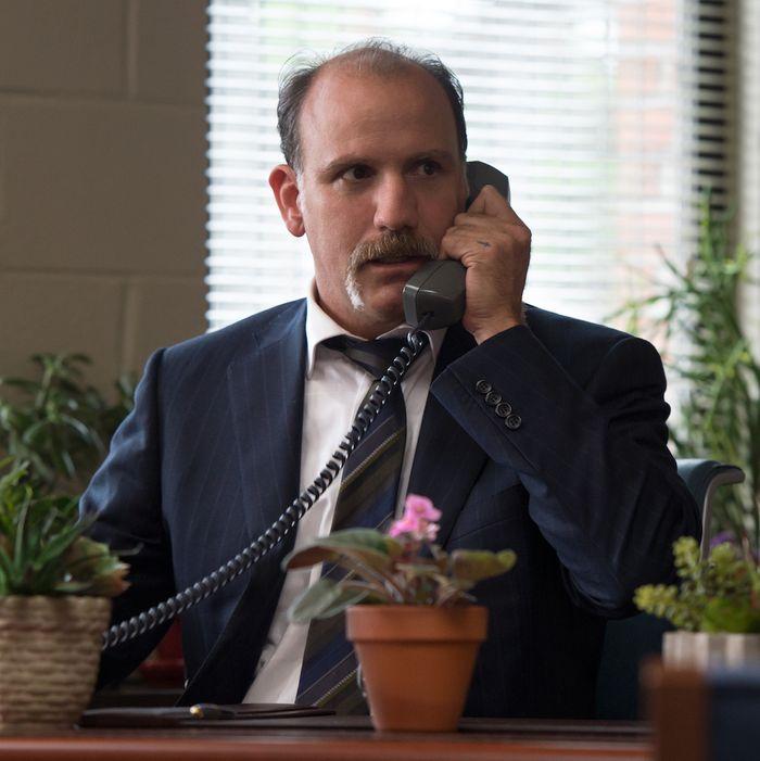 Nick Sandow as Caputo.