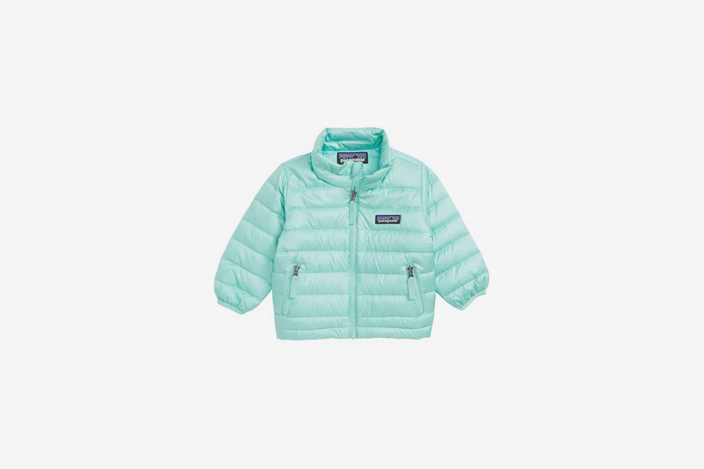 Patagonia Down Sweater Jacket (Baby Girls)