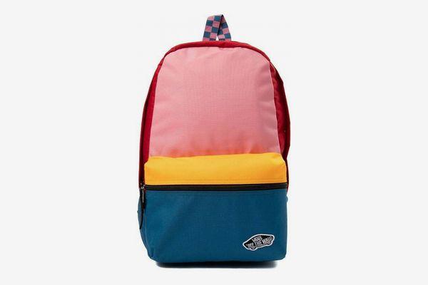 Vans Calico Patchwork Backpack