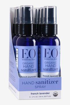 EO Hand Sanitizer Spray, Organic French Lavender