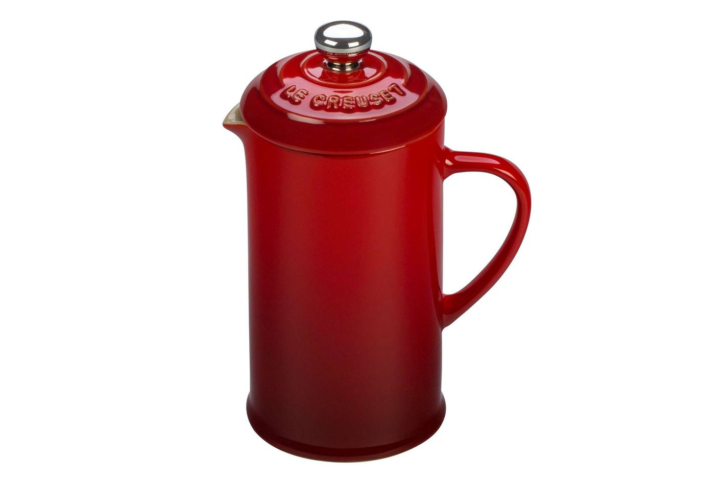 Le Creuset 12-Ounce Stoneware French Press