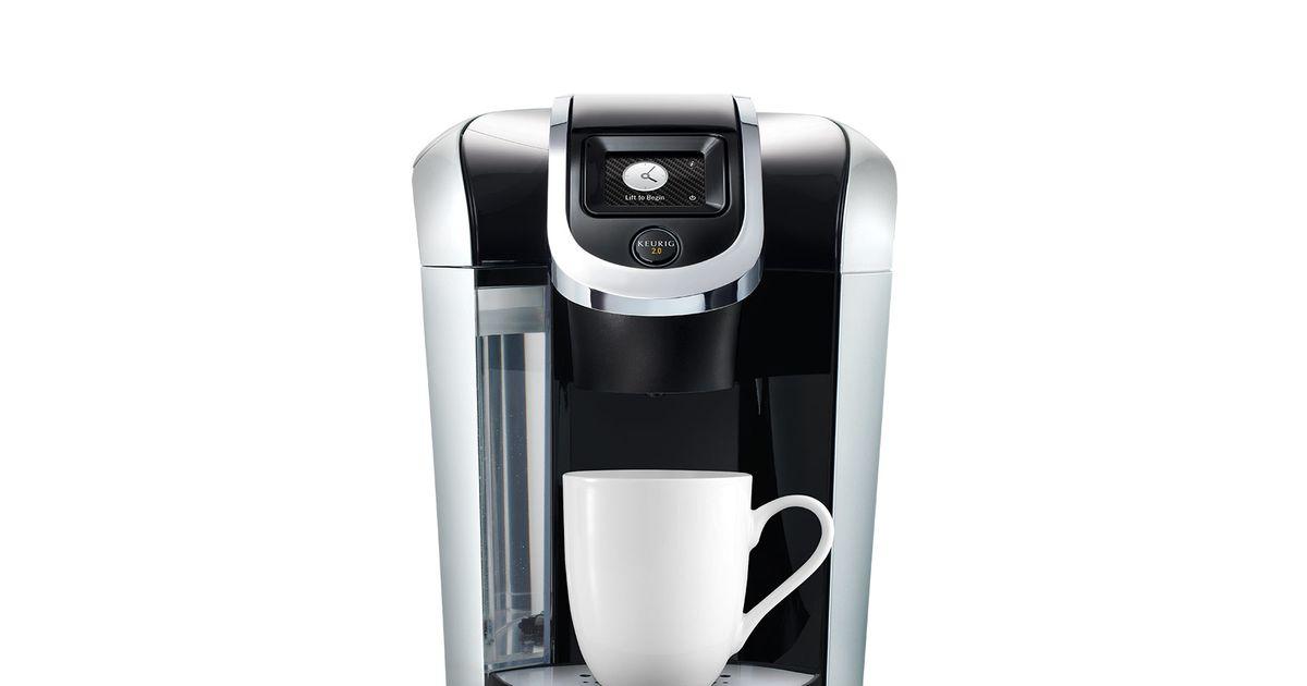cleaning the keurig coffee maker - 1200×630