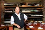 Mario Batali Drinks Fresca for Breakfast, Wears His Orange Clogs to '21'