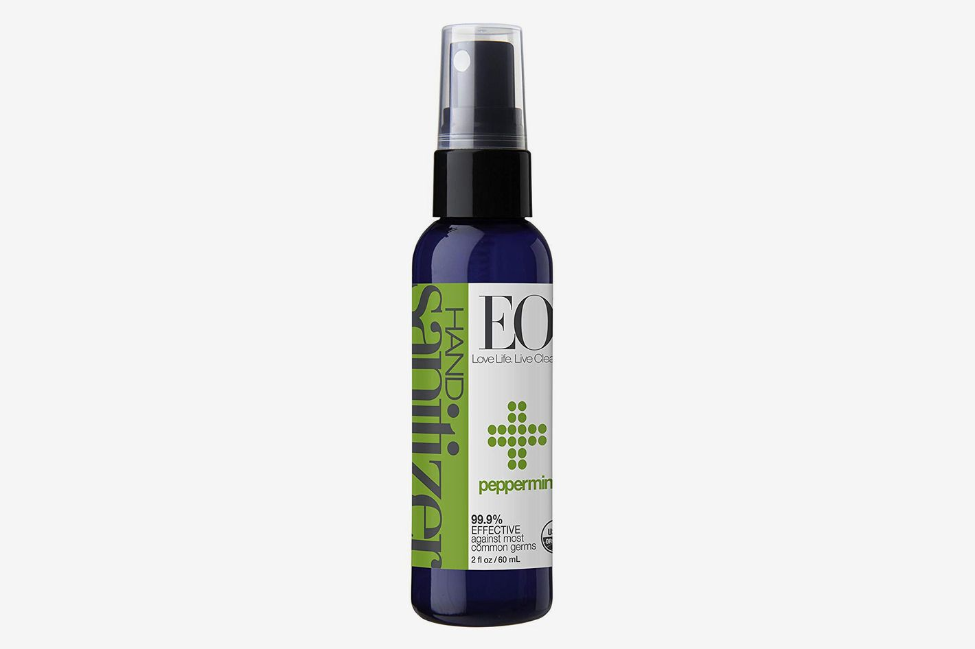EO Organic Peppermint Hand Sanitizer Spray