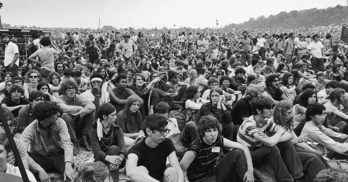 We're Getting Another Woodstock, Now With Glamping