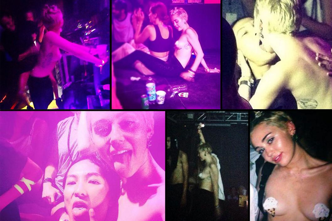 07 miley cyrus alexander wang.w529.h352.2x Just Stay Naked Forever, Miley!