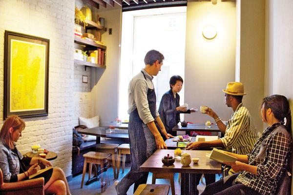 Té Company Offers an Oolong Education and Stunning Seasonal Small Plates