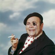 Actor/Comedian Jonathan Winters