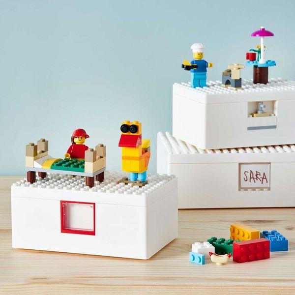 Ikea x Lego BYGGLEK 201-Piece Set