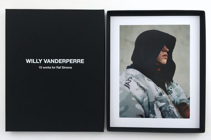 Willy Vanderperre's <i>10 Works for Raf Simons</i>.