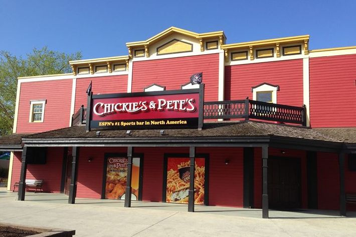 Chickie's and Pete's.