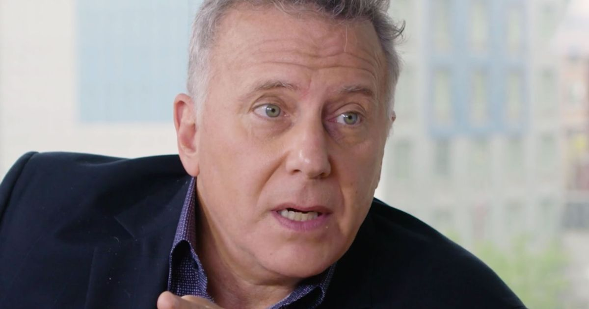 paul reiser u2019s greatest strength is ordering food  and