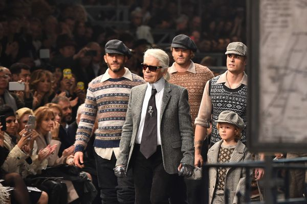 All About Chanel's Cinema-Inspired Roman Romp