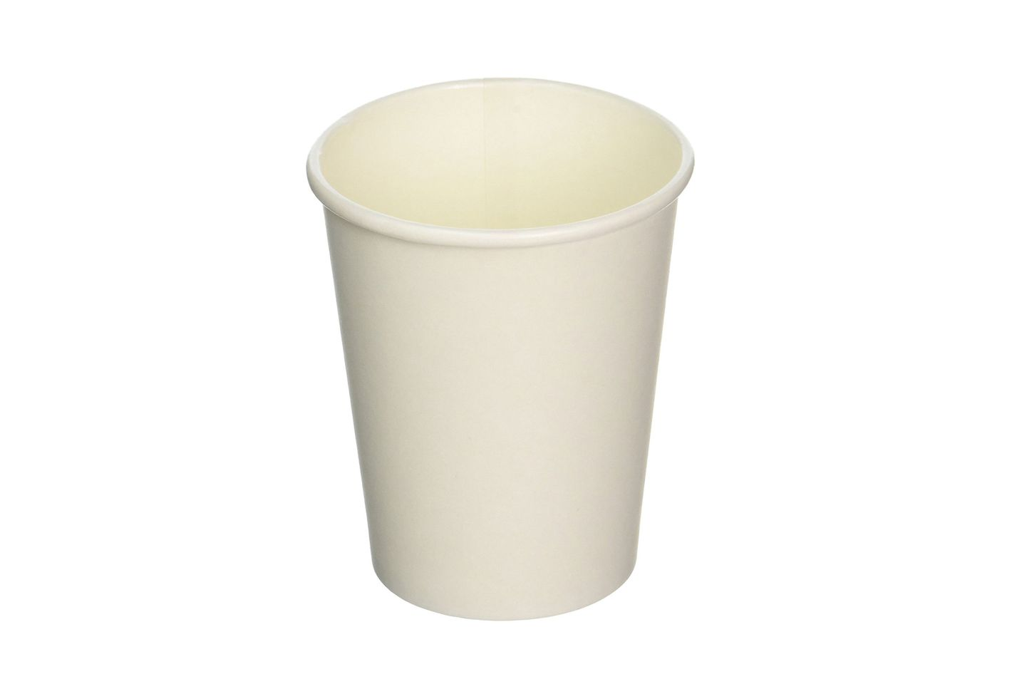 NYHI 50 8oz White Paper Cups
