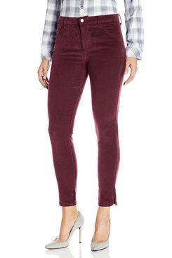 Joe's Jeans Women's Lux Corduroy High Rise Skinny Ankle Jean