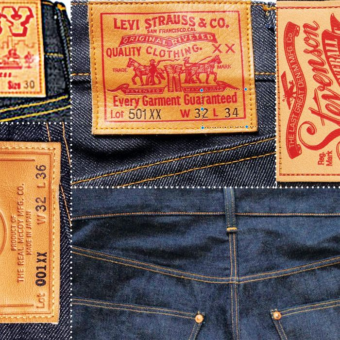 13ae833578d79a Raw denim, also known as dry denim, refers to jeans that have not been wet,  processed, or manipulated in any way before being purchased.