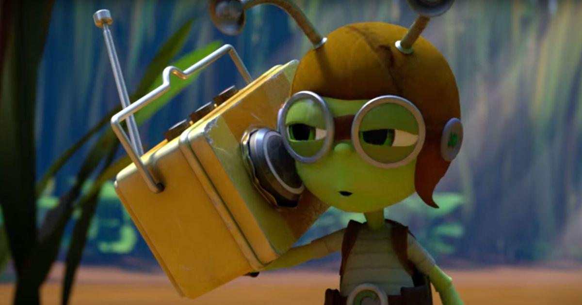 Beat Bugs Trailer: Netflix's New Animated Kids Series ...