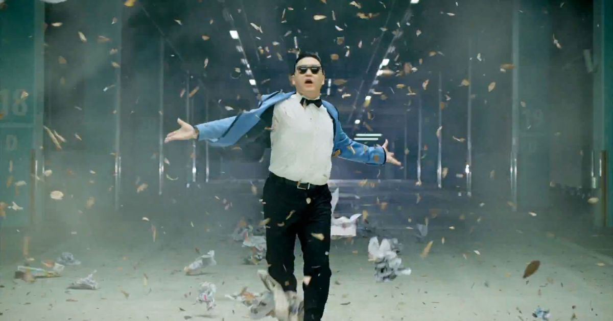 Image result for gangnam style