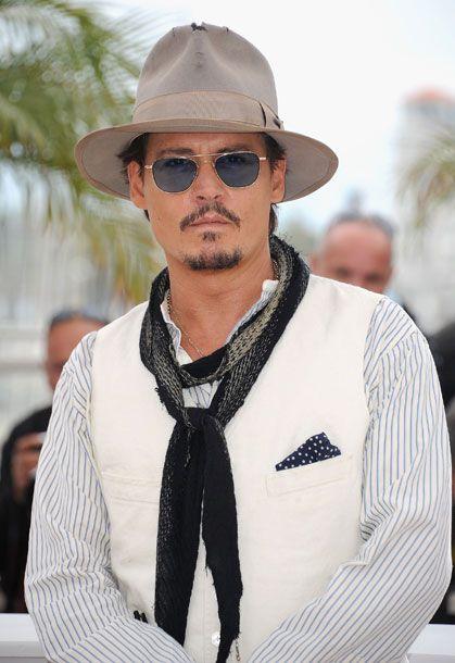 Let s Look at Johnny Depp s Many e92a1a08252b