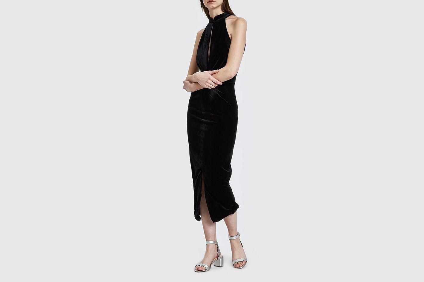 Stelen Amelie Velvet Dress
