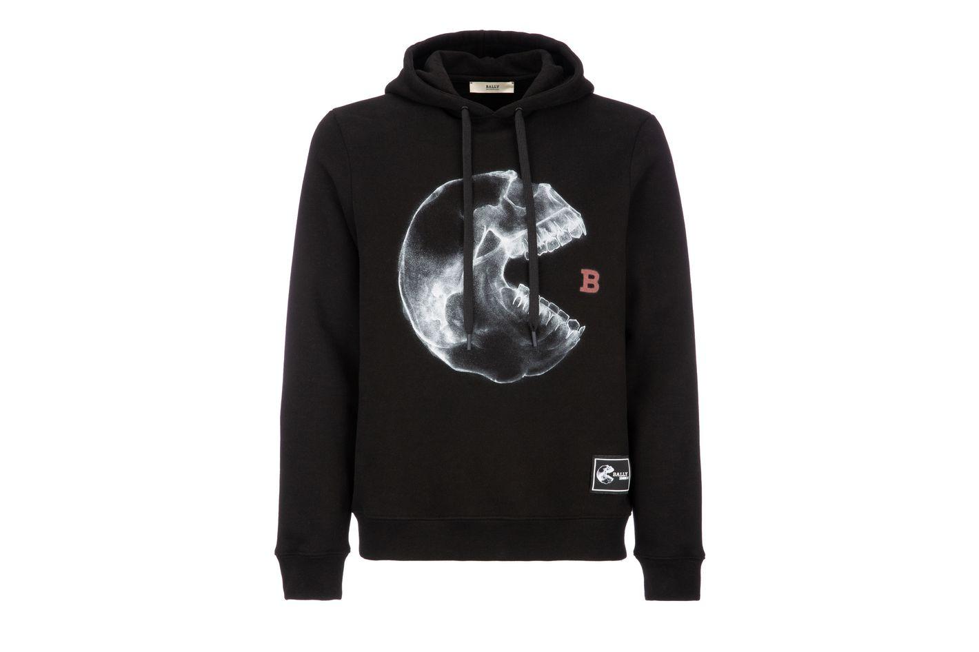 HOODIE X CONSUMERS Men's Cotton Fleece Hoodie in Black