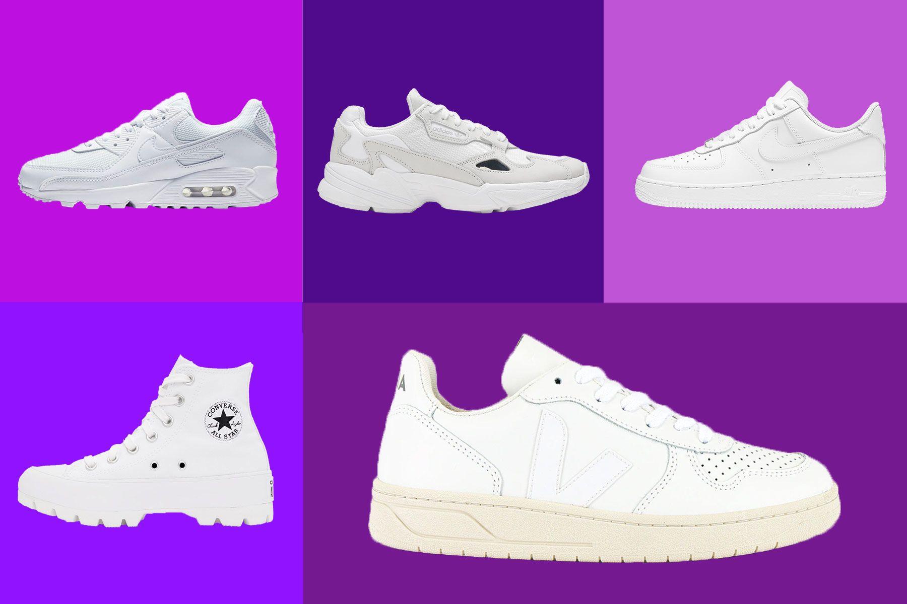 34 Best White Sneakers For Women 2021 The Strategist New York Magazine