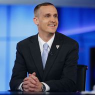 Corey Lewandowski Visits Fox News Channel with Hannity