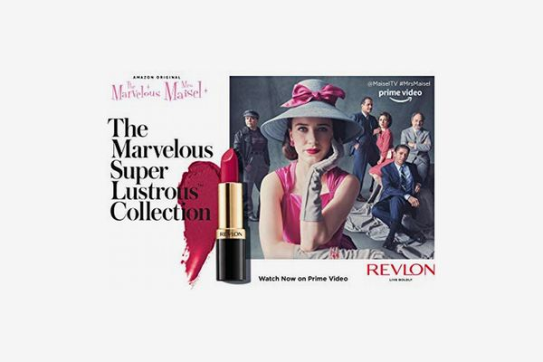 Revlon Marvelous Super Lustrous Collection in Take the Stage Reds