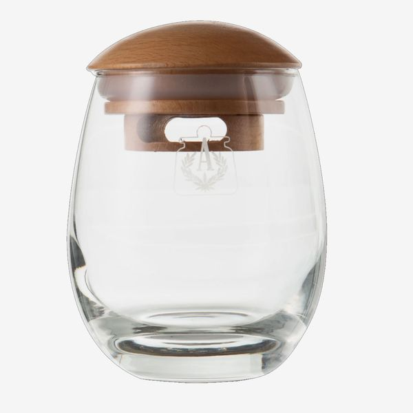 Apothecarry Wine Storage and Humidity Jar