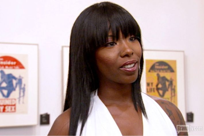 The Real Housewives of New York City Recap: Off to the Racists