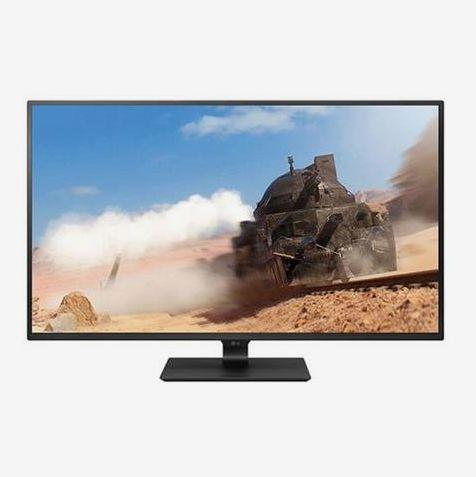 LG 43'' 4K Monitor