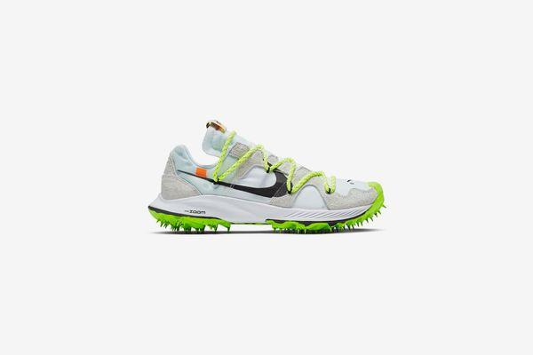 Nike x Off-White Zoom Terra Kiger 5 Sneakers