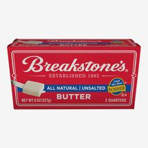 Breakstone's All-Natural Unsalted Butter