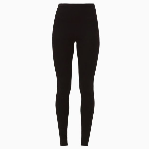 Totême Compact High Rise Jersey Leggings
