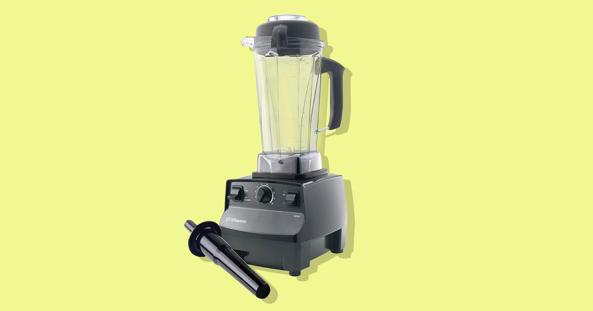 If You Buy One Thing Today, Make It a Vitamix Blender (It's on Sale Again)