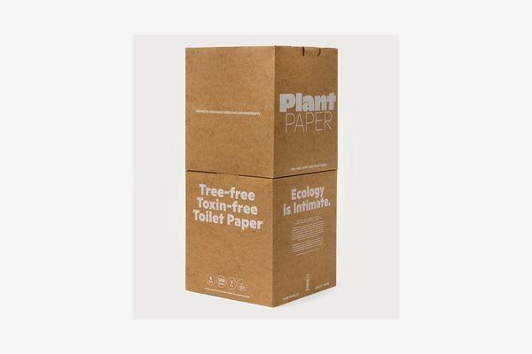 Plant Paper Toilet Paper