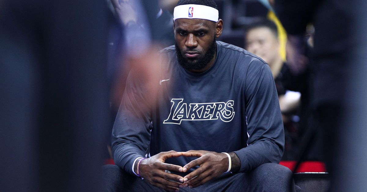 LeBron Was Disappointing on China. Expect More of the Same.