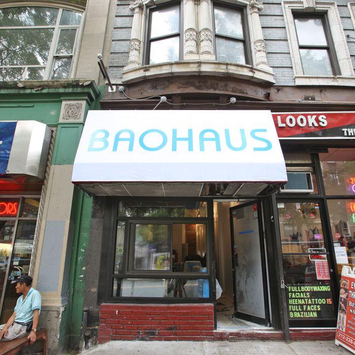 Baohaus II opens tonight.